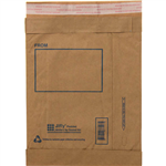 JIFFY PADDED MAILER BAG 150 X 225MM SIZE 1 KRAFT PACK 10