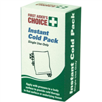 FIRST AIDERS CHOICE COLD PACKS SMALL