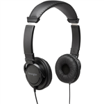 KENSINGTON HIFI HEADPHONES BLACK