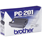 BROTHER PC201 FAX CARTRIDGE AND ROLL