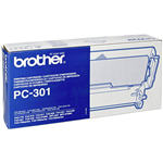 BROTHER PC301 FAX CARTRIDGE AND ROLL