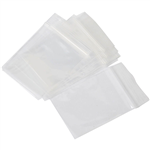 CUMBERLAND PRESS SEAL BAG 40 MICRON 150 X 230MM CLEAR PACK 100