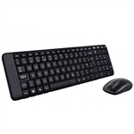 LOGITECH MK220 WIRELESS KEYBOARD AND MOUSE