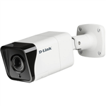DLINK VIGILANCE OUTDOOR BULLET CAMERA 8MP POE