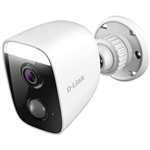 DLINK DCS8630LH MYDLINK FULL HD OUTDOOR WIFI SPOTLIGHT CAMERA WHITE