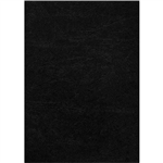 INITIATIVE BINDING COVER LEATHERGRAIN 350GSM A4 BLACK PACK 100