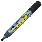 ARTLINE 577 WHITEBOARD MARKER BULLET 3MM BLACK