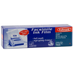 PELIKAN COMPATIBLE SHARP FO6CR FAX FILM REFILL BLACK TWIN PACK