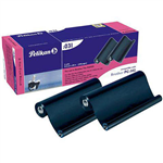 PELIKAN COMPATIBLE BROTHER PC302 FAX FILM REFILL BLACK TWIN PACK