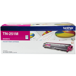 BROTHER TN251M TONER CARTRIDGE MAGENTA