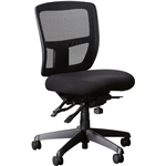 INITIATIVE SERENITY ERGONOMIC HIGH MESH BACK CHAIR BLACK