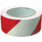 ZIONS BARRICADE TAPE RED AND WHITE
